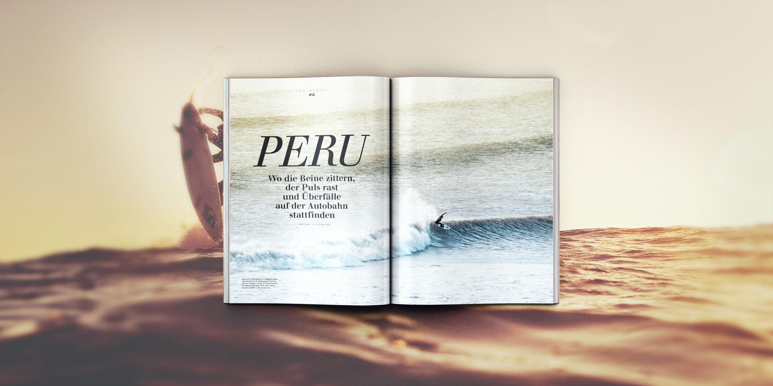 Die Travel Issue von Prime-Surfing ist da