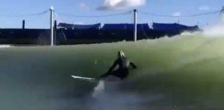Alex Knost macht den irren Styleguru im Wavepool