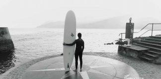 Wie es wohl einem Longboarder in Mundaka ergeht?