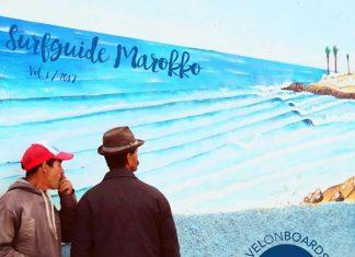 Der Gewinn: Surfguide Marokko