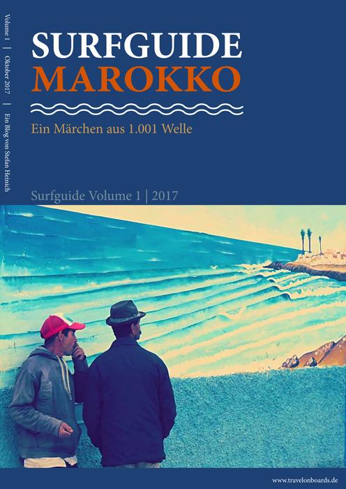 Der Surfguide Marokko, der bald dir gehören könnte.