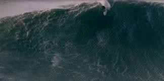 Alex Botelho erlebt Traum und Alptraum in Nazaré