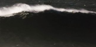 Monsterswell in Nazaré