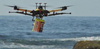 Drone rettet zwei Schwimmern in Australien das Leben