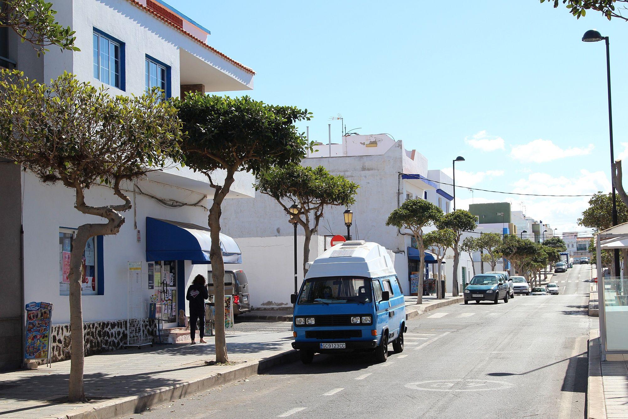 Noch hat der Pauschaltourismus El Cotillo verschont.