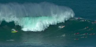 Wipeouts in Jaws am laufenden Band