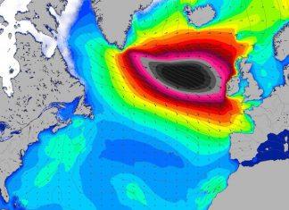 Ein XXL-Sturm kommt auf Europa zu