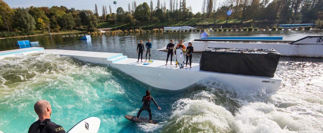 Surf Langenfeld ist der neue Spot in NRW