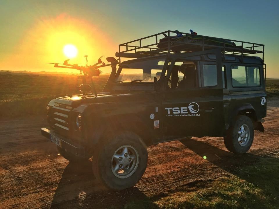 Mit diesen Jeeps seid ihr auf Wellenjagd unterwegs!