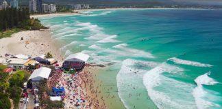 Die World Tour kommt an die Gold Coast