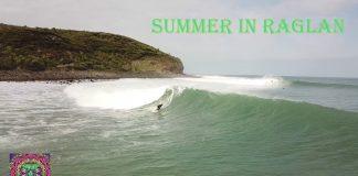 Der Sommer in Neuseeland
