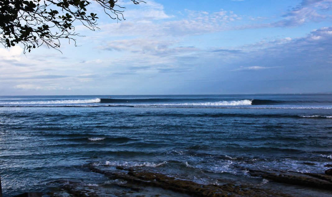 Krui kommt dem Paradies ziemlich nahe - zumindest aus Sicht eines Surfers
