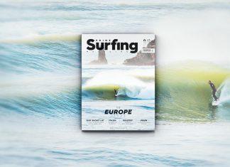 Prime Surfing Nummer 13 ist da! Die Europa Ausgabe!