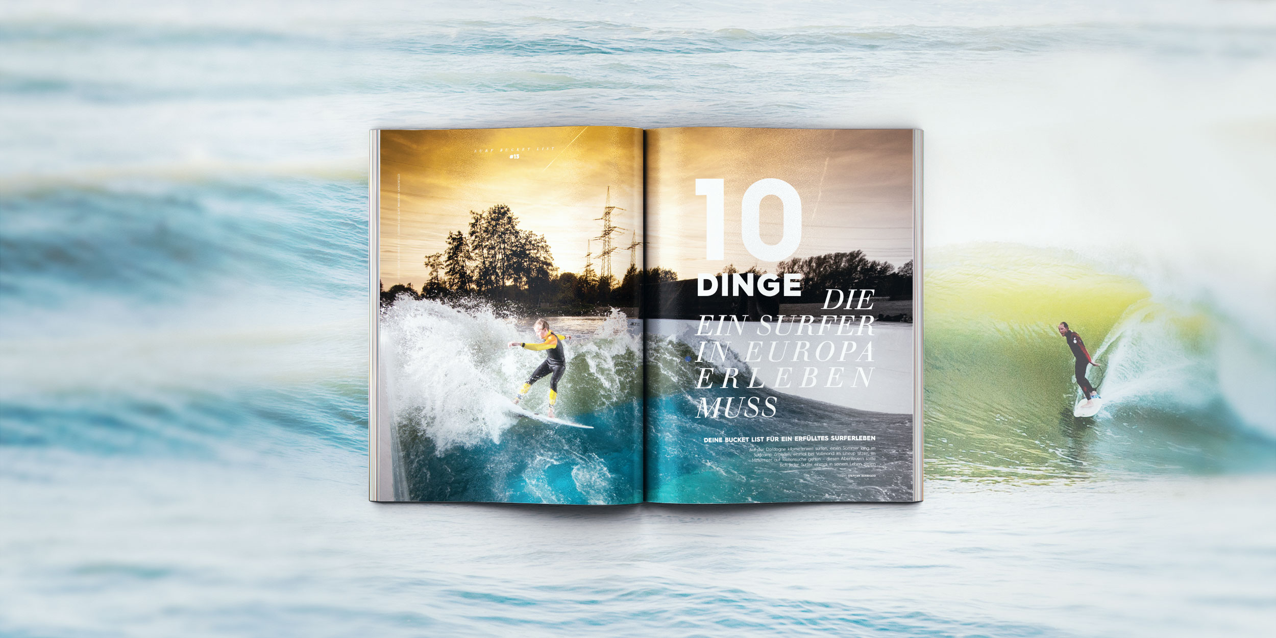 Prime Surfing Nr. 13 mit deiner Bucketlist für den Sommer