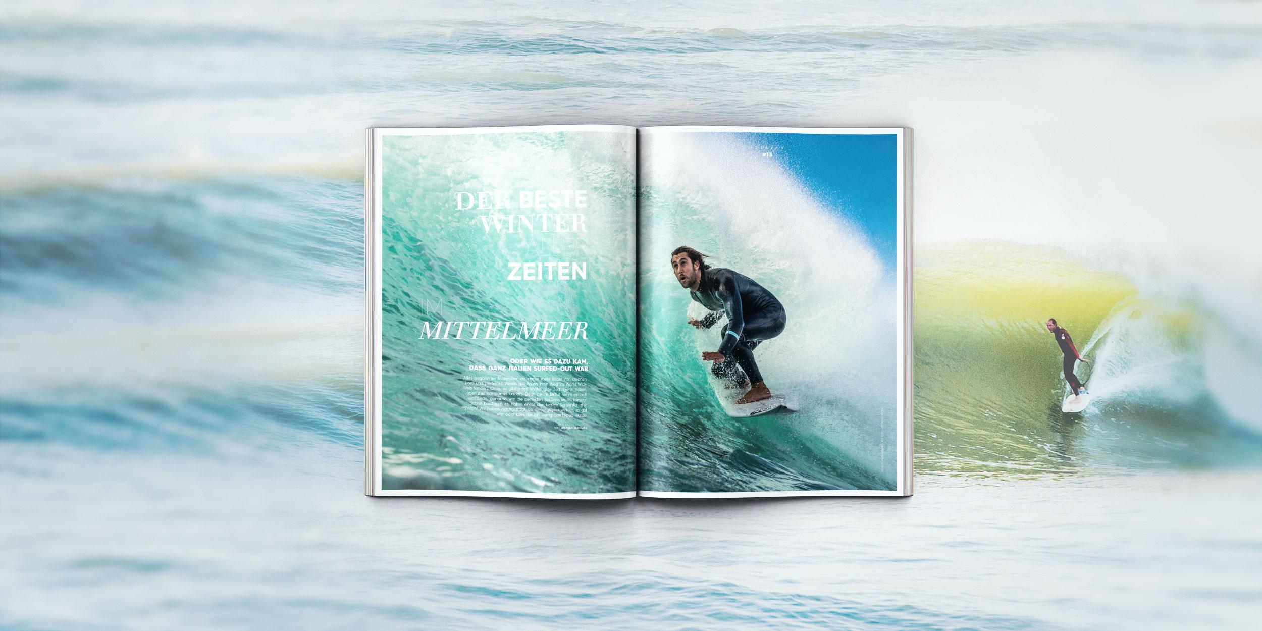 Prime Surfing 13 ist da und bringt den besten Winter, den Italien je hatte.