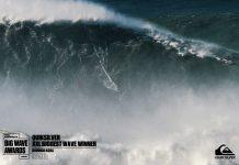 Höchste Welle der Welt
