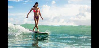 Im Bikini auf Barbados! Was will man mehr?