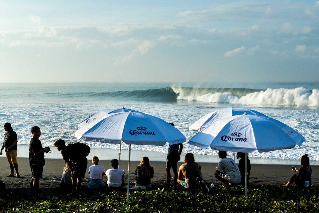 Keramas ist der Modespot auf Bali