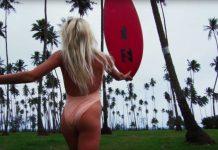 Der Sinn des Surfens mit Laura Enever - Einflussreichsten Surferinnen auf Instagram