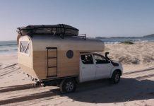 Vom Toyota Hilux zum Vanlife-Traum