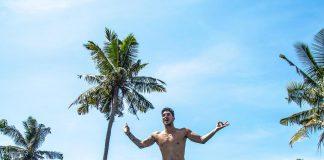 Gabriel Medina und ein neuer Air