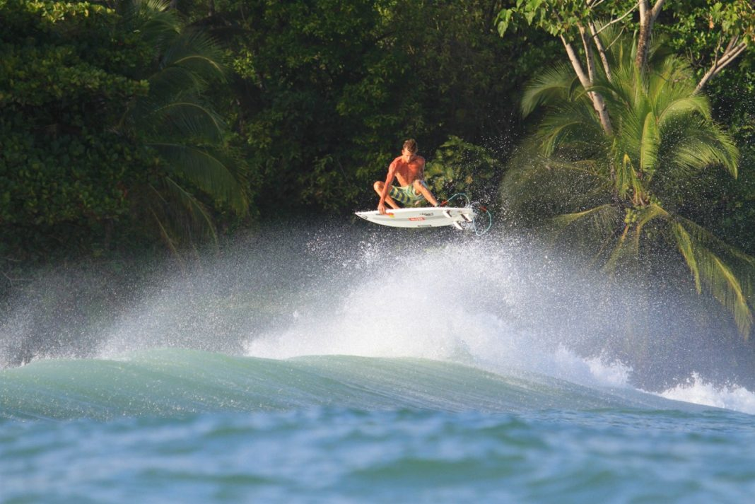 Bocas del Toro röhrt wie ein Stier