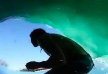 Der wohl lustigste Wavepool der Welt