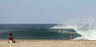 Friday Evening Wave Puerto Escondido