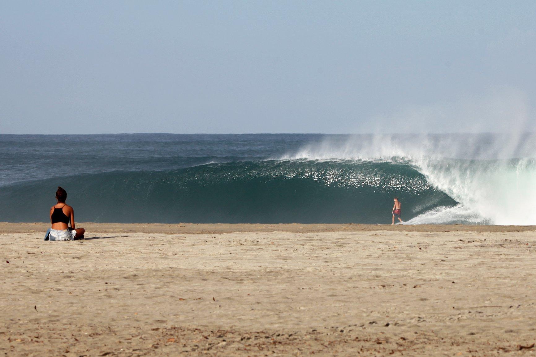 Am Sonntag steigt ein XL-Barrelfest in Puerto Escondido