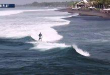 Einen Ritt beim Bali Pro dürft ihr nicht verpassen