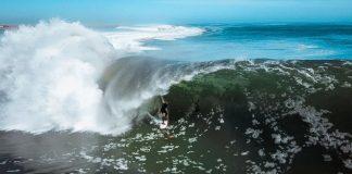 Letzten Freitag wurde vielleicht die beste Welle aller Zeiten geritten