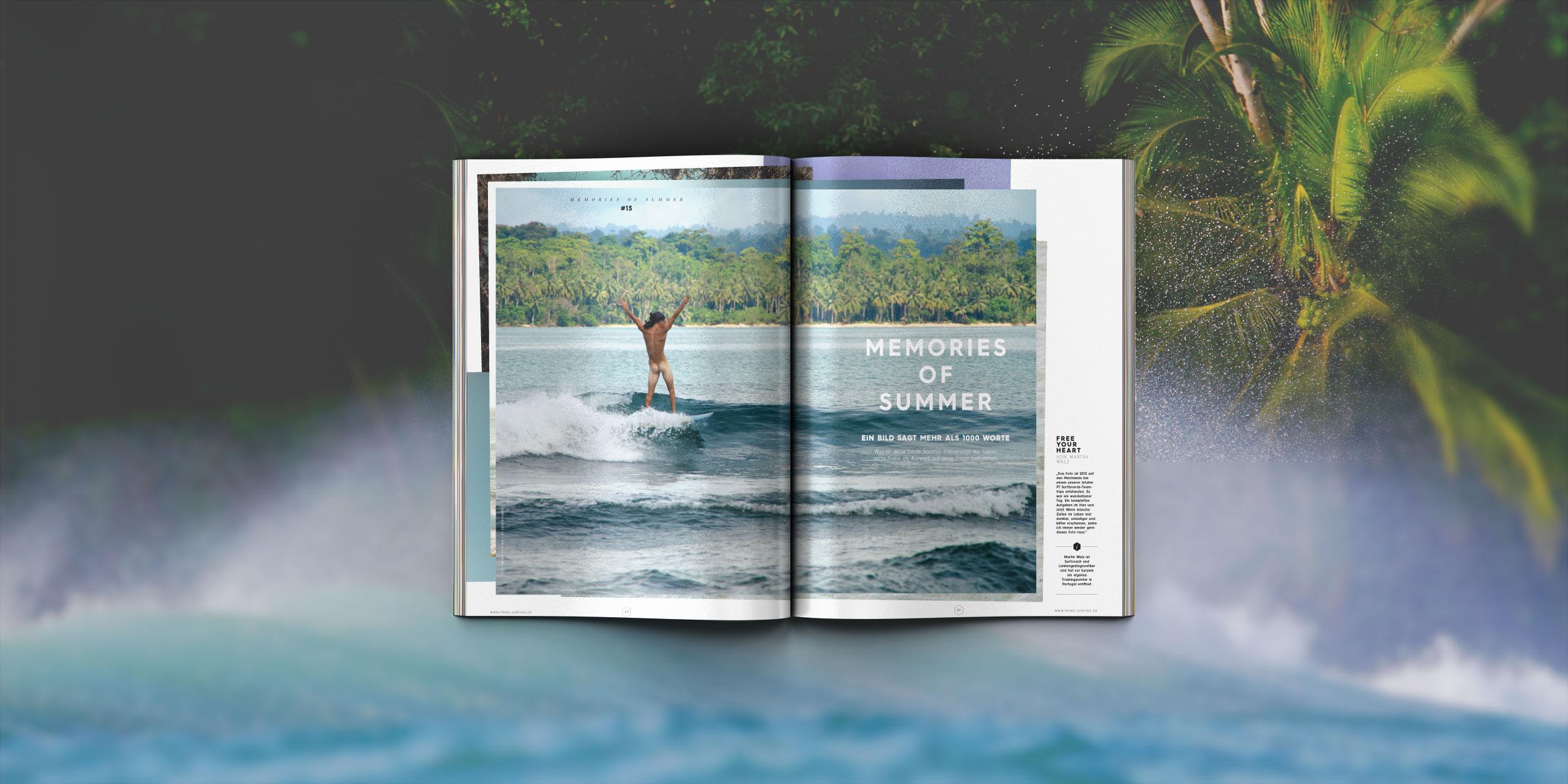 Prime Surfing Nr. 15 kommt mit den besten Bildern vom besten Sommer des Lebens