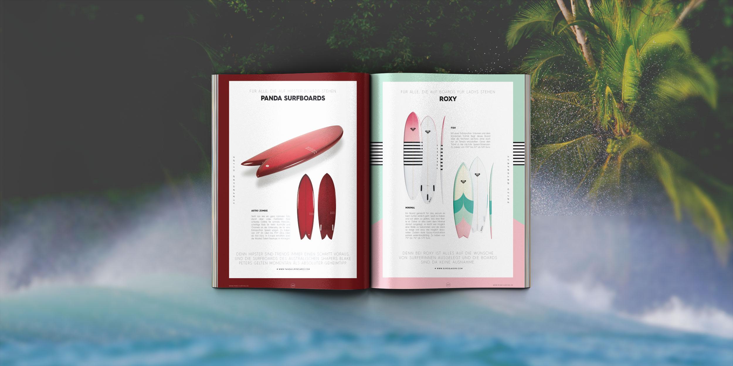 Boardguide Prime Surfing