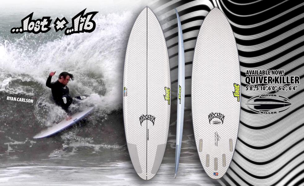 Der Quiver Killer hebt dein Surfen auf das nächste Level.