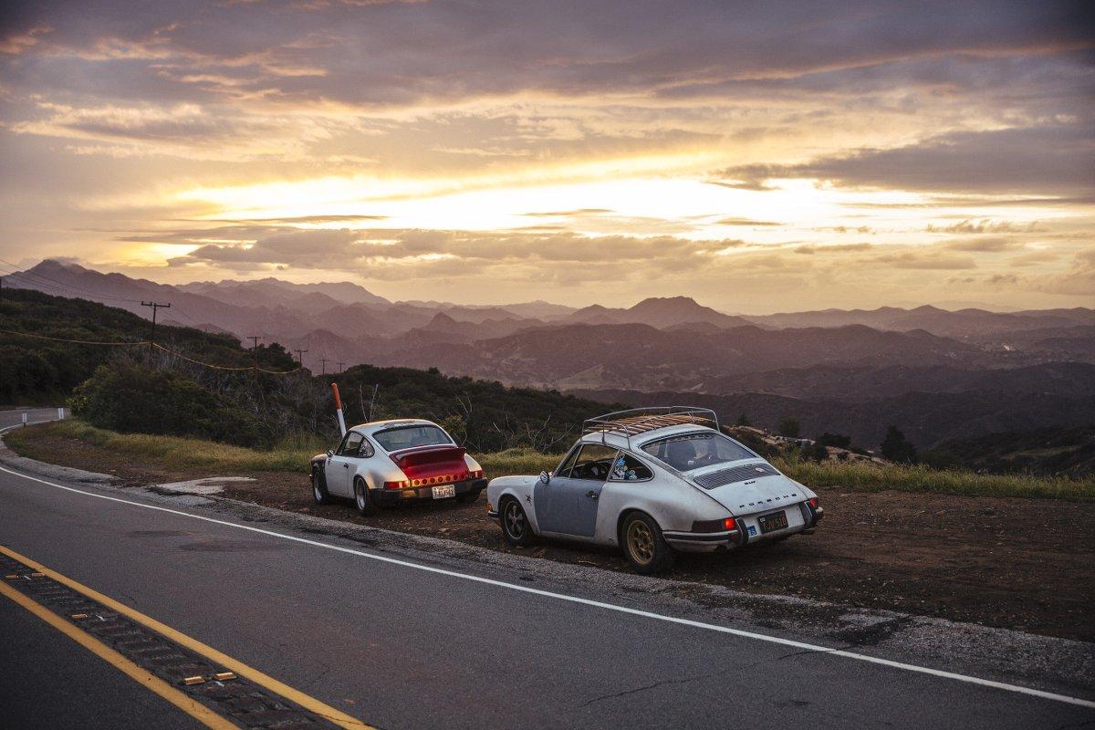 Schnell, stylisch - Porsche.