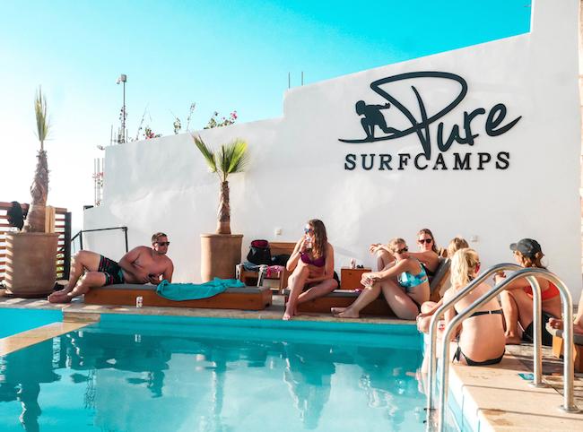 Das Pure Surfcamp Marokko: Camp Review