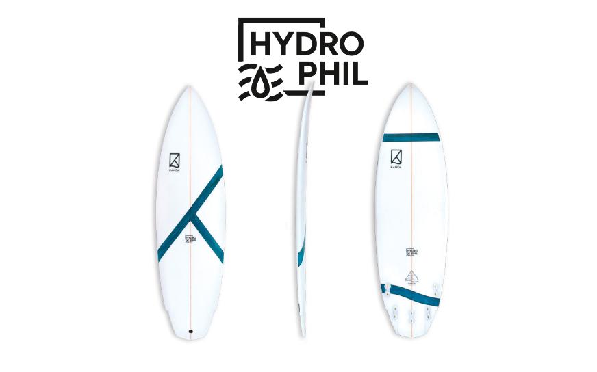 Surfboards für den Sommer in Frankreich - Kanoa Hydro Phil