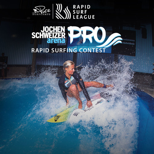 LIVE: Die Pure Surfcamps Rapid Surf League