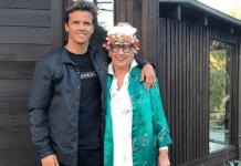 Julian Wilson and Nola Wilson gegen Brustkrebs
