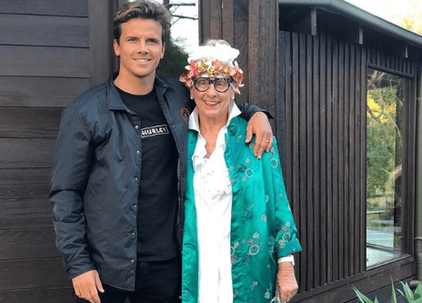Julian Wilson and Nola Wilson gegen Brustkrebs