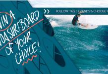 Kanoa Surfboards Gewinnspiel