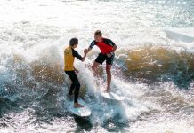 Langenfeld Rapid Surf League