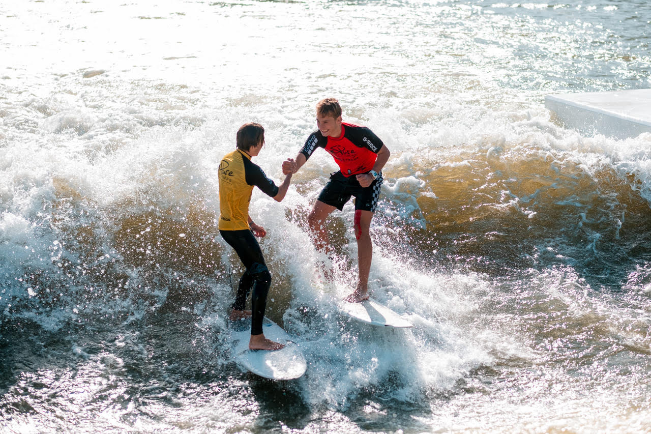 Rapid Surf League kürt Gesamtsieger in Langenfeld