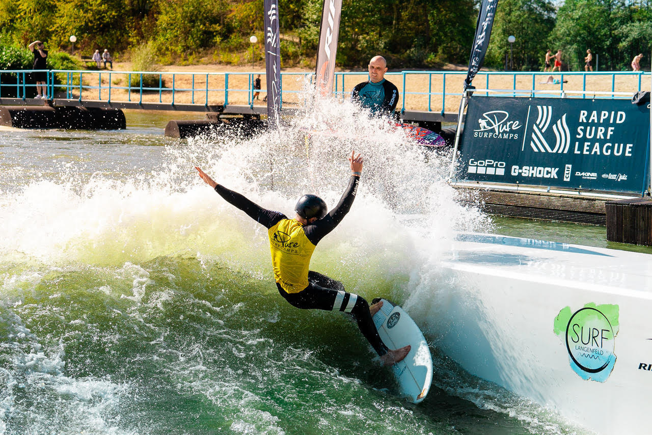 Louis Thiele Langenfeld Rapid Surf League