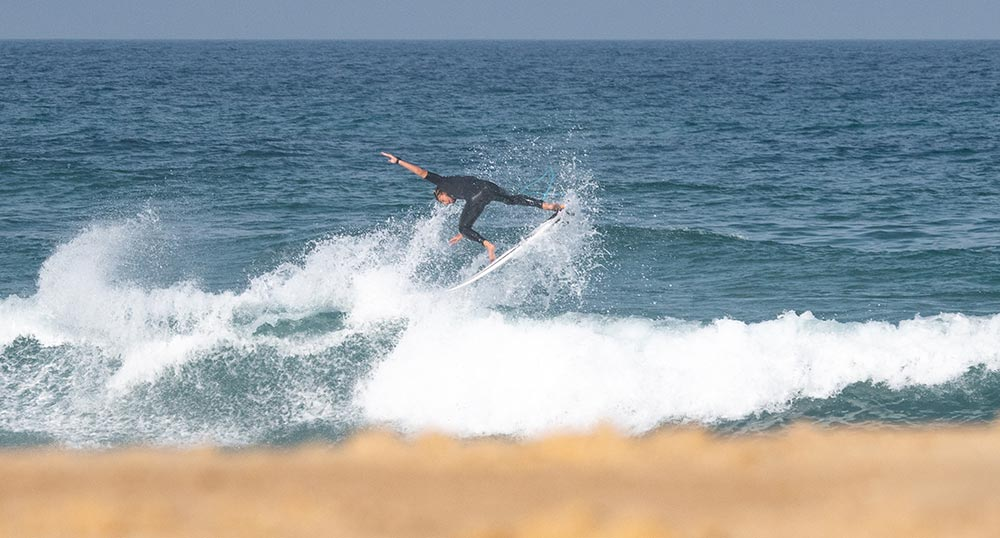 dylan Groen Surf DM