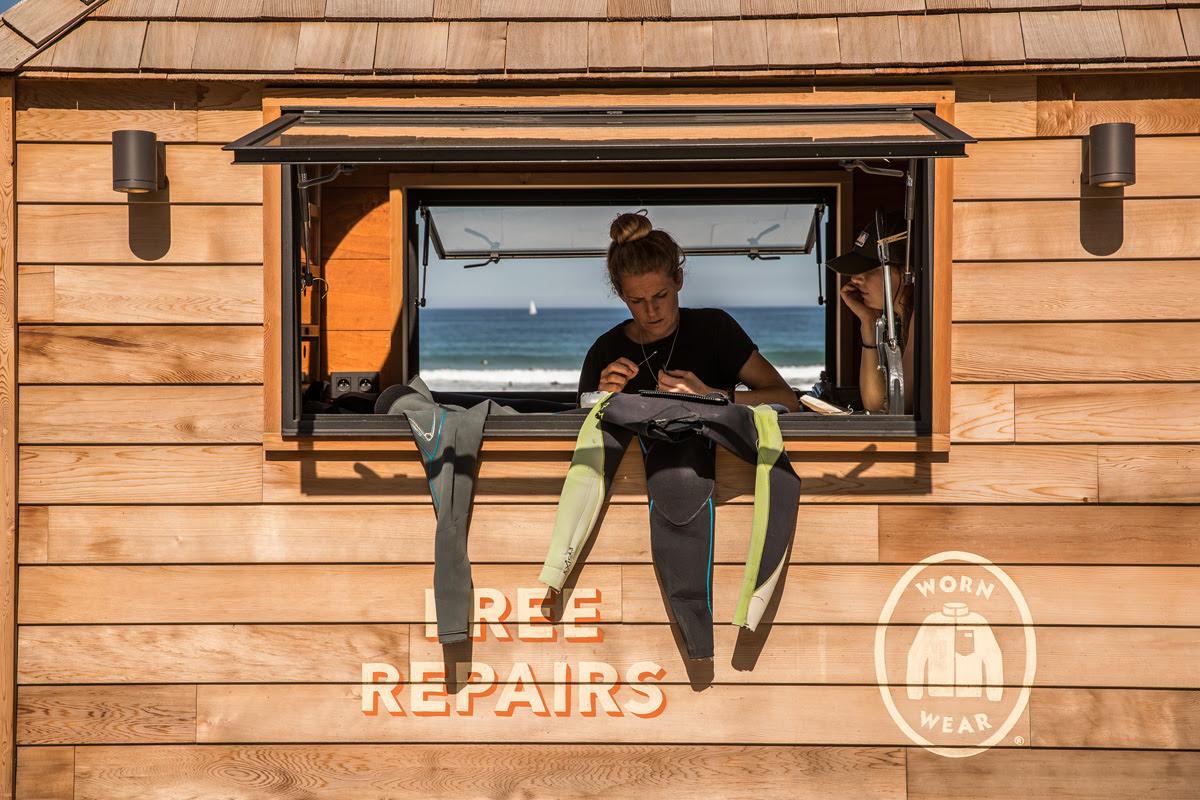 Worn Wear: Patagonia Repair – Truck kommt nach München, Berlin und Hamburg
