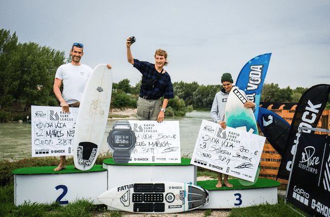 Nicolas Marusa Rapid Surf League