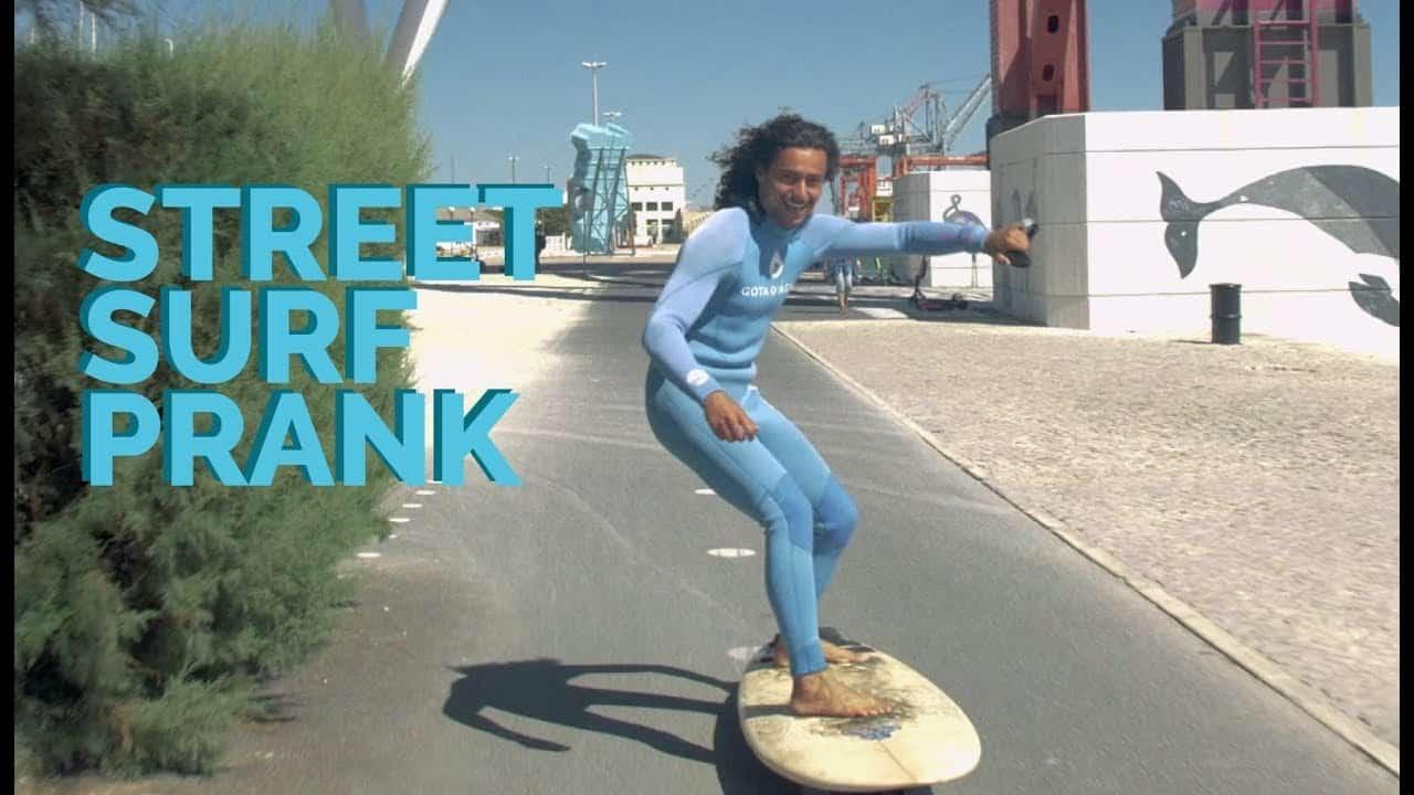 Streetsurfers: Gota D'Agua
