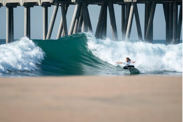 Surf Weltmeister Noah Klapp