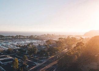 Sudden Rush Kalifornien (USA)